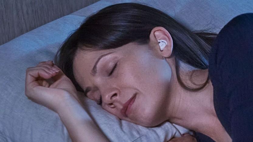 Sleepbuds II sollen ruhigen Schlaf liefern.
