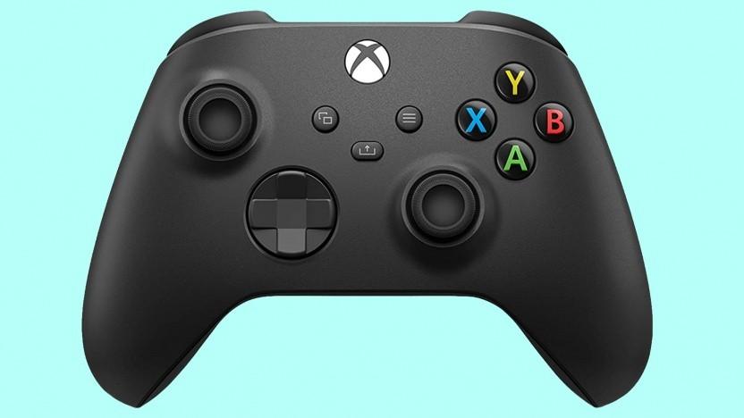 Gamepad der Xbox Series X - oder doch der One X? (Lösung: Series X)