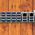 Hardware: Ungewöhnliches Mainboard hat 20 USB-Anschlüsse