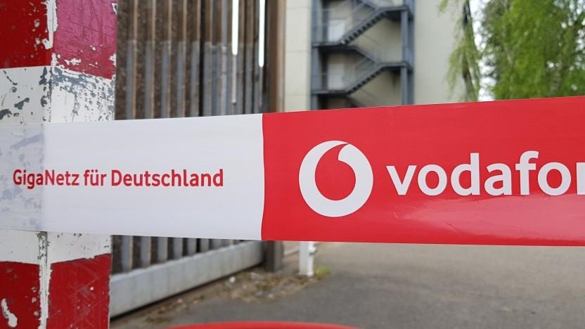 Netzausbau bei Vodafone, Mitglied im VATM