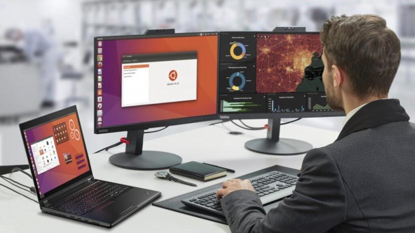 Lenovo wird viele Geräte mit Ubuntu verkaufen.