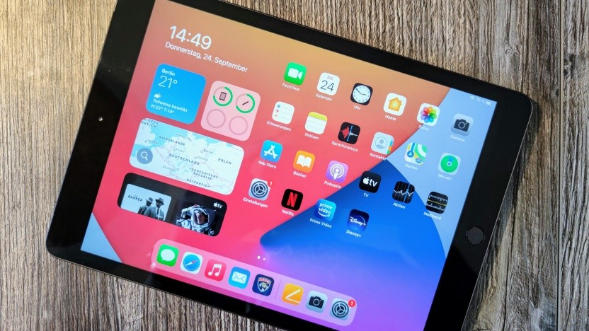 Das iPad 8 von Apple