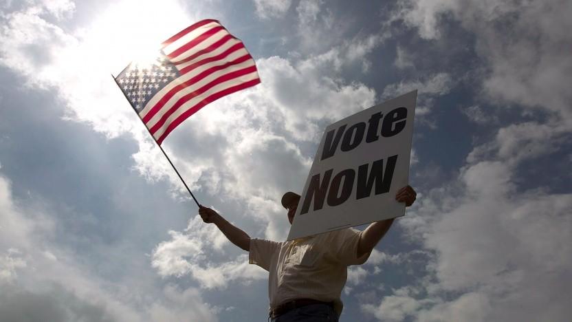 Der US-Wahlkampf spielt sich zu großen Teilen online ab.