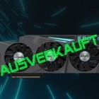 Geforce RTX 3090 ausverkauft: Einmal Frust für 1.500 Euro, bitte!