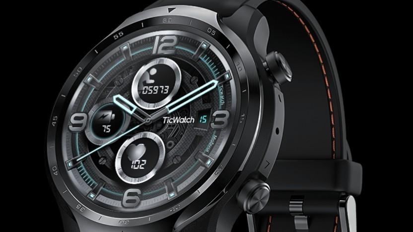 Die Ticwatch Pro 3 GPS von Mobvoi
