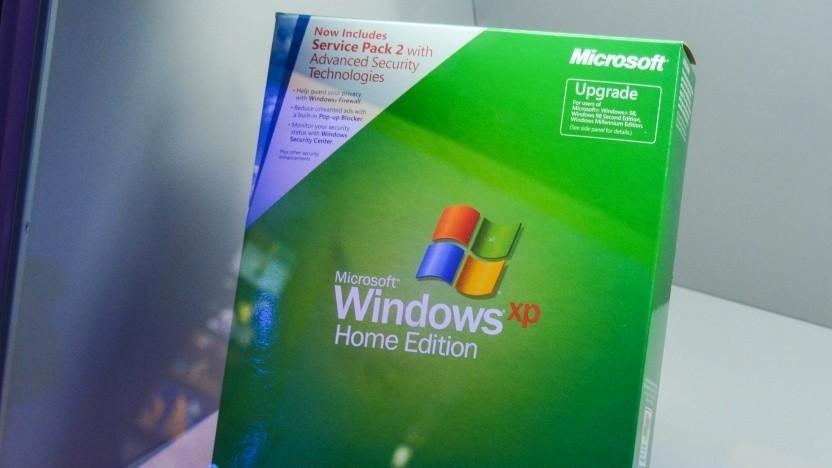 Windows XP: Aqua statt Luna?