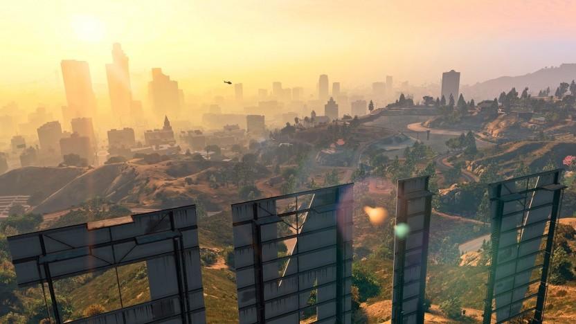 Artwork von GTA 5