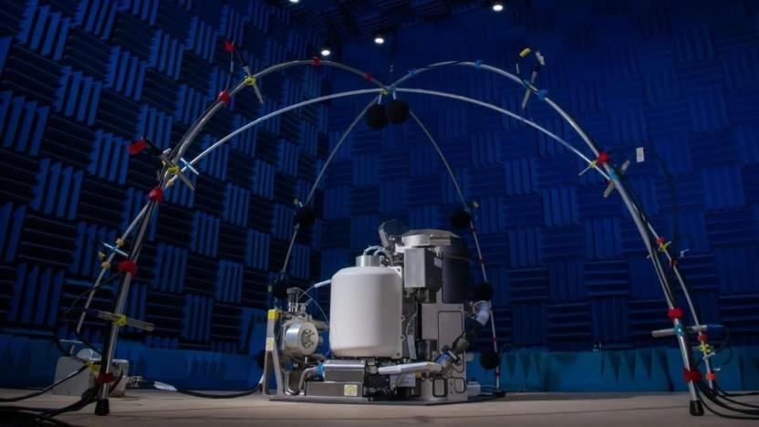 Weltraumtoilette UWMS: bequemerer Sitz