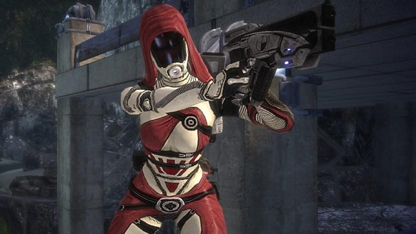 Artwork aus dem ersten Mass Effect
