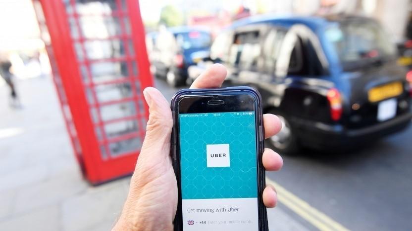 Uber ist wieder geeignet für eine Londoner Taxilizenz.