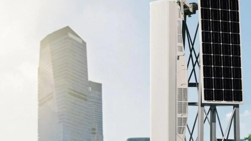 Nokia-5G in Großbritannien