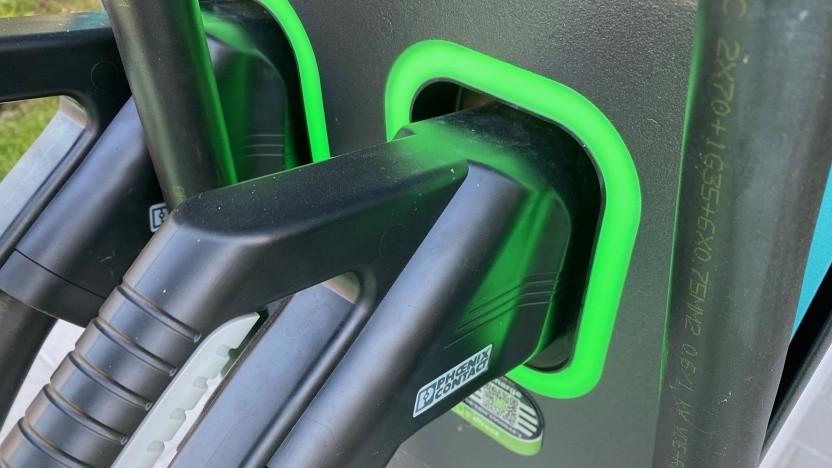 Ladesäule für Elektroautos (Symbolbild)