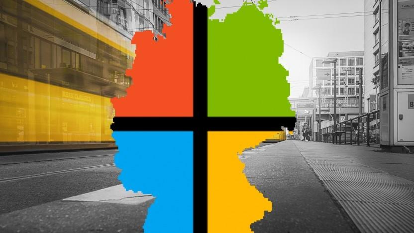 Microsoft expandiert auf dem deutschen Cloud-Markt.