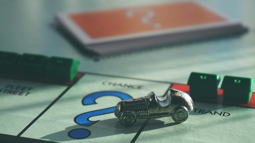 """Selbst bei Monopoly gibt es keine Ereigniskarte """"Du bekommst den perfekten Job. Ziehe jeden Monat 20.000 DM ein."""""""