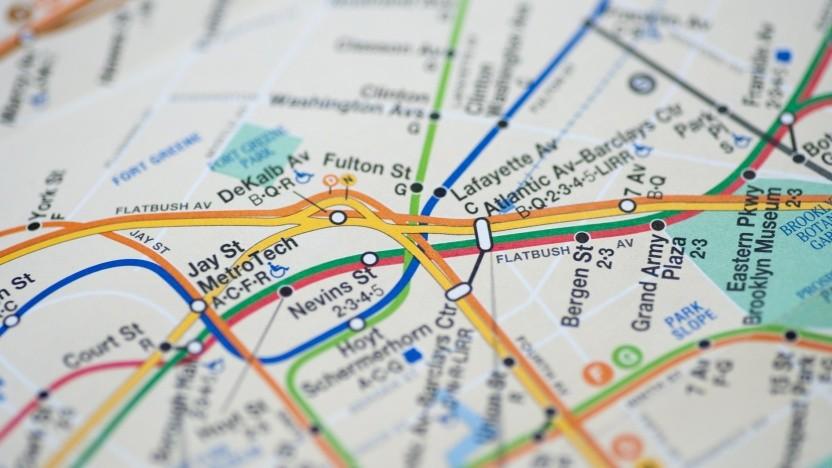 Ein Beispiel für eine gelungene Visualisierung sind U-Bahn-Netzpläne.