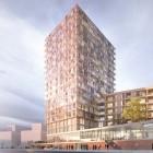 Bauen: Ein Hochhaus aus Holz für Hamburg