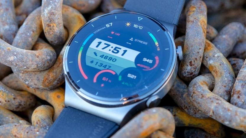 Watch GT 2 Pro von Huawei