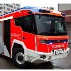 Hybrid-Löschfahrzeug: Feuerwehrauto in Berlin fährt elektrisch