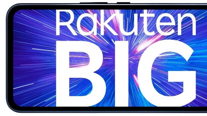 Smartphone für das neue 5G-Netz von Rakuten Mobile