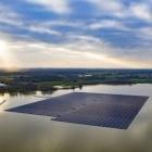 Erneuerbare Energien: Schwimmendes Solarkraftwerk in NRW eröffnet