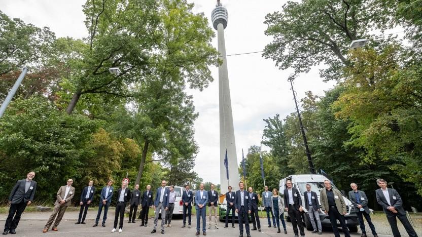 Stuttgart: Alle vereint für 5G Broadcast