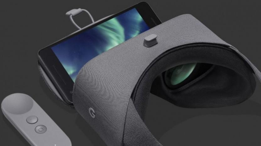 Daydream-View-Headset von Google