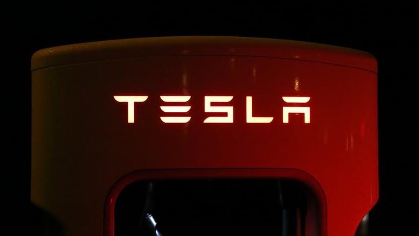 Tesla-Ladesäule (Symbolbild)