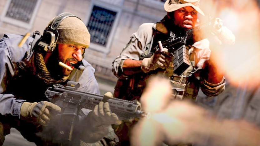 Artwork von Call of Duty: Modern Warfare