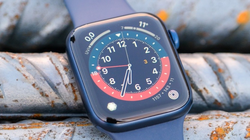 Dieses neue Zifferblatt für die Apple Watch Series 6 erinnert deutlich an einen Uhrenklassiker von Rolex.