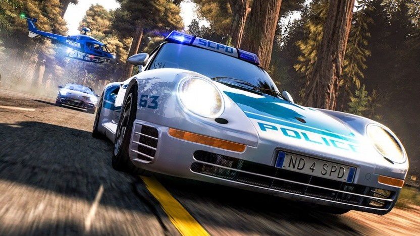 Artwork von Need for Speed Hot Pursuit Remastered