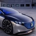 Firmenstrategie: Mercedes will bei E-Autos und Software Spitze werden