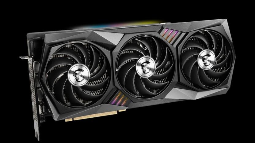 Die MSI Geforce RTX 3080 Gaming X Trio10G hat auf einmal 600 US-Dollar mehr gekostet.