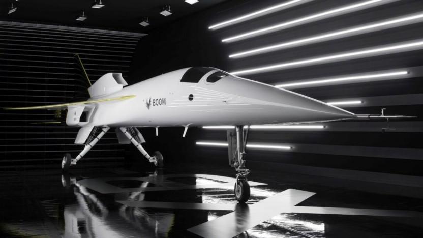Überschallflugzeug XB-1: neues Zeitalter des Überschallflugs