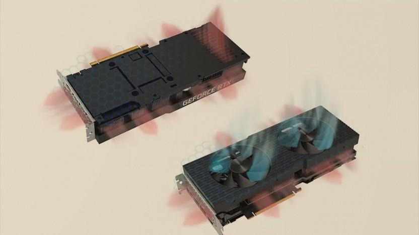 Alienware verbaut Eigenkreationen mit Ampere-Architektur.