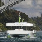 Maid of the Mist: Elektroschiffe fahren zu den Niagarafällen