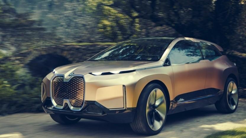 BMW iNext-Prototyp