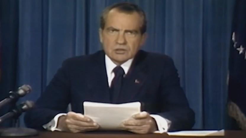 Das MIT hat mit Deep Learning eine neue Nixon-Rede erstellt.