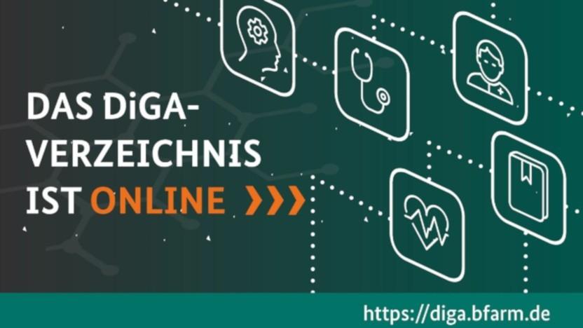 Auch Anwendungen im DiGA-Verzeichnis können noch Sicherheitslücken enthalten.