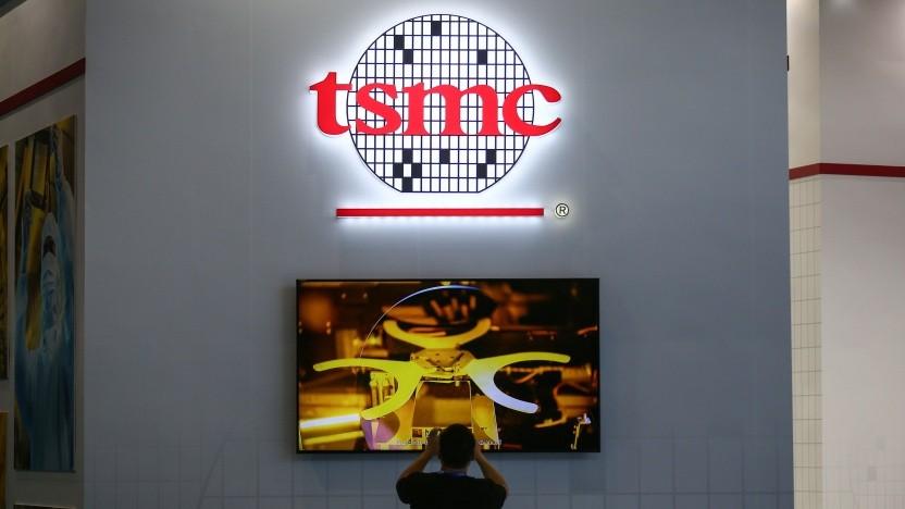 TSMC (hier ein Bild von der diesjährigen World Semiconductor Conference) ist der größte Auftragsfertiger der Halbleiterindustrie.