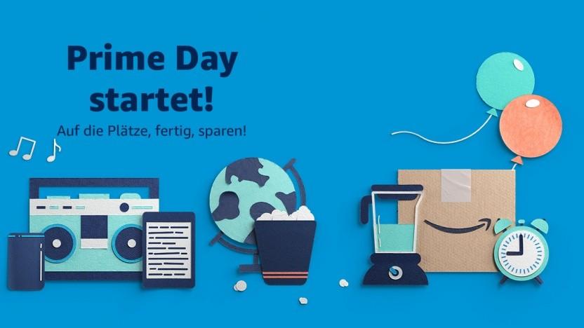 Der Amazon Prime Day ist gestartet
