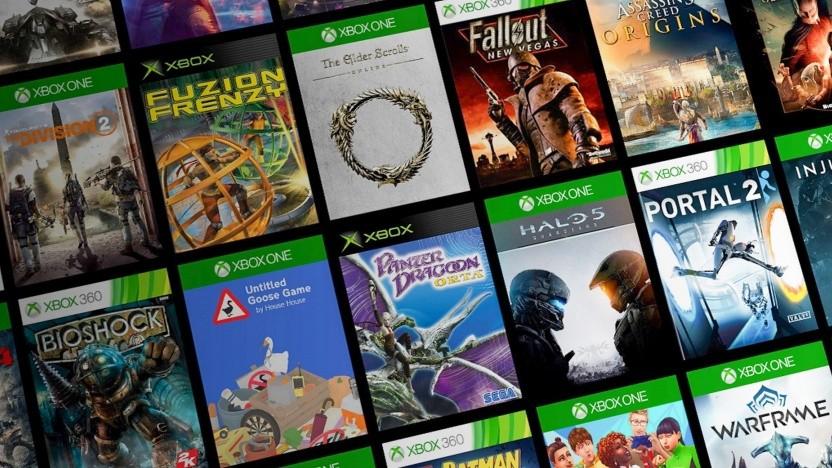 Artwork von Xbox