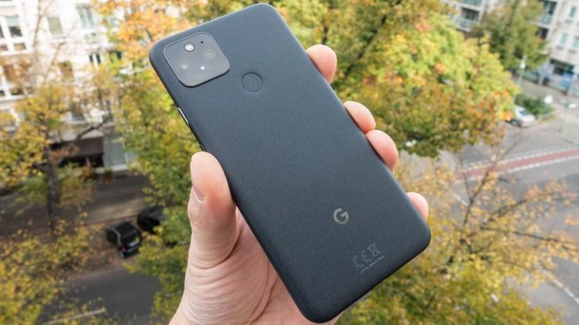 Das Pixel 5 von Google