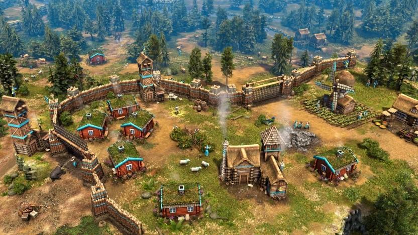 Artwork von Age of Empires 3 DE