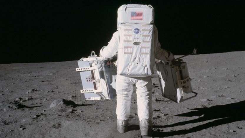 Bislang ist im Artemis-Programm nur eine Mondlandung finanziert, eine Wiederholung von Apollo 11.