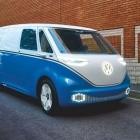 Elektro-Taxi: ID.Buzz wird Volkswagens autonomer Bulli-Bus