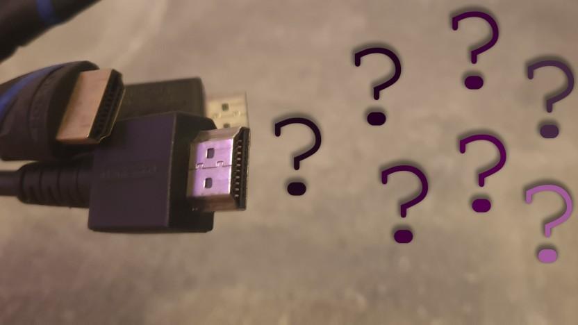 HDMI 2.1 ist bei Monitoren noch immer nicht zu entdecken.