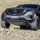 Extrem-Geländewagen: EQC 4x4² soll die G-Klasse elektrisch schlagen