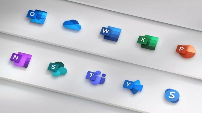 Übersicht von Office-Apps