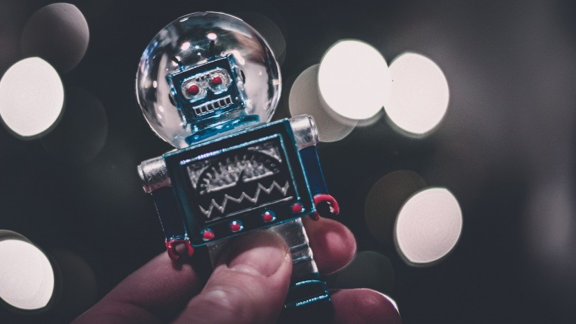 Ein Bot (Symbolbild)