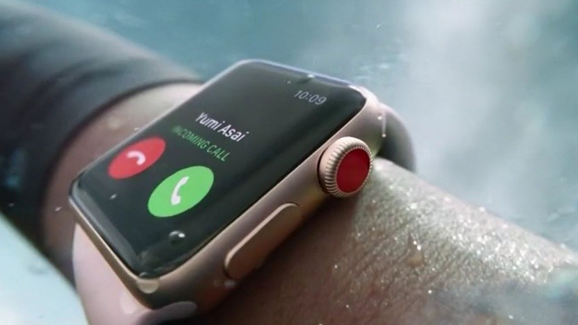 Die Apple Watch Series 3